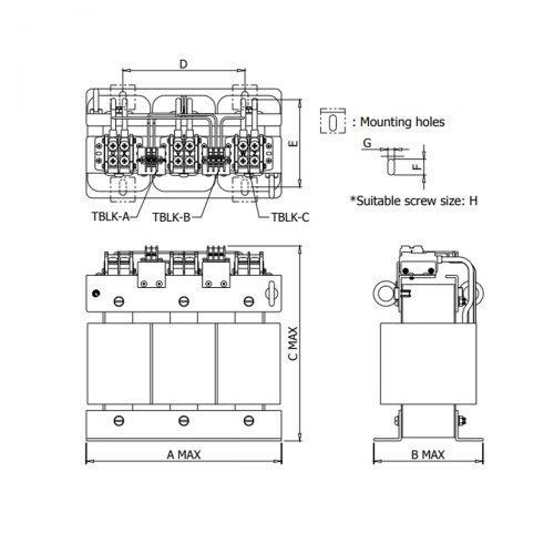 AF-RC370A2-RC-2000-Reactor-Delta-AC-Drive-Diagram
