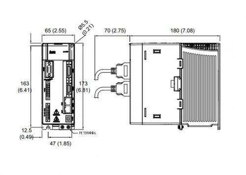 ASD-A2-0721-M-A2-Servo-Drive-Delta-AC-Drive-Diagram