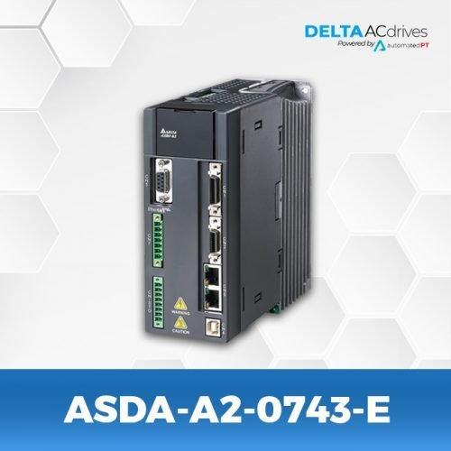 ASD-A2-0743-E-A2-Servo-Drive-Delta-AC-Drive-Side