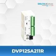 DVP12SA211R-DVP-SA-Series-PLC-Delta-AC-Drives-Front