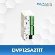 DVP12SA211T-DVP-SA-Series-PLC-Delta-AC-Drives-Front