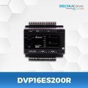 DVP16ES200R-DVP-ES-Series-PLC-Delta-AC-Drive-Front