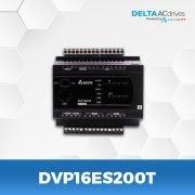 DVP16ES200T-DVP-ES-Series-PLC-Delta-AC-Drive-Front