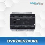 DVP20ES200RE-DVP-ES-Series-PLC-Delta-AC-Drive-Front