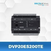 DVP20ES200TE-DVP-ES-Series-PLC-Delta-AC-Drive-Front