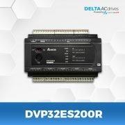 DVP32ES200R-DVP-ES-Series-PLC-Delta-AC-Drive-Front