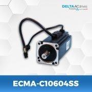 ECMA-C10604SS-A2-Servo-Motor-Delta-AC-Drive-Front