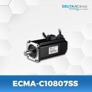 ECMA-C10807SS-ECMA-A2-Servo-Motor-Delta-AC-Drive-Front