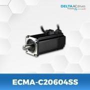 ECMA-C20604SS-B2-Servo-Motor-Delta-AC-Drive-Front