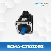 ECMA-C21020RS-B2-Servo-Motor-Delta-AC-Drive-Front