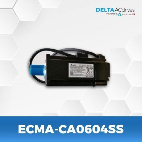 ECMA-CA0604SS-A2-Servo-Motor-Delta-AC-Drive-Front