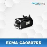 ECMA-CA0807RS-A2-Servo-Motor-Delta-AC-Drive-Front