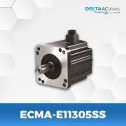 ECMA-E11305SS-A2-Servo-Motor-Delta-AC-Drive-Front