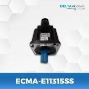ECMA-E11315SS-A2-Servo-Motor-Delta-AC-Drive-Front