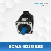 ECMA-E21315SS-B2-Servo-Motor-Delta-AC-Drive-Front