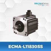ECMA-L11830SS-A2-Servo-Motor-Delta-AC-Drive-Front