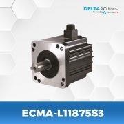 ECMA-L11875S3-A2-Servo-Motor-Delta-AC-Drive-Front