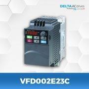 VFD002E23C-VFD-E-Delta-AC-Drive-Side