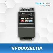 VFD002EL11A-VFD-EL-Delta-AC-Drive-Front