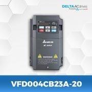 VFD004CB23A-20-C200-Delta-AC-Drive-Front
