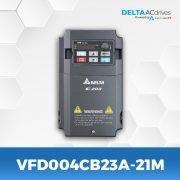 VFD004CB23A-21M-C200-Delta-AC-Drive-Front
