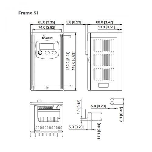 VFD004S21E-VFD-S-Delta-AC-Drive-Diagram