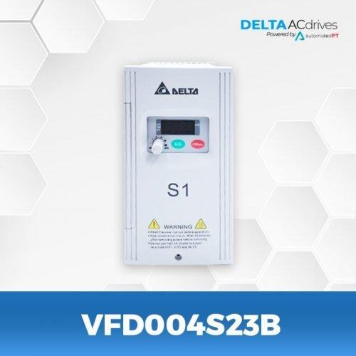 VFD004S23B-VFD-S-Delta-AC-Drive-Front