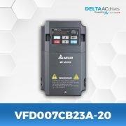 VFD007CB23A-20-C200-Delta-AC-Drive-Front