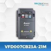VFD007CB23A-21M-C200-Delta-AC-Drive-Front