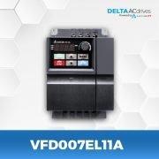 VFD007EL11A-VFD-EL-Delta-AC-Drive-Front