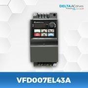 VFD007EL43A-VFD-EL-Delta-AC-Drive-Front
