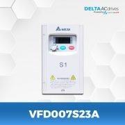 VFD007S23A-VFD-S-Delta-AC-Drive-Front