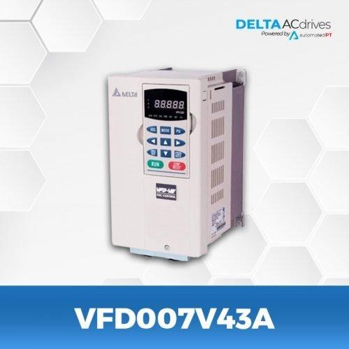 VFD007V43A-VFD-VE-Delta-AC-Drive-Side