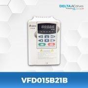 VFD015B21B-VFD-B-Delta-AC-Drive-Front