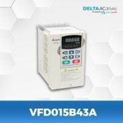 VFD015B43A-VFD-B-Delta-AC-Drive-Left