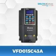 VFD015C43A-VFD-C2000-Delta-AC-Drive-Front