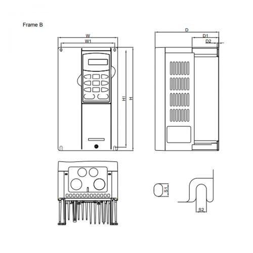 VFD015V43A-VFD-VE-Delta-AC-Drive-Diagram