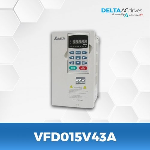 VFD015V43A-VFD-VE-Delta-AC-Drive-Front