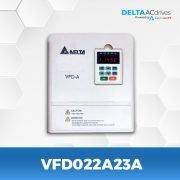 VFD022A23A-VFD-A-Delta-AC-Drive-Front
