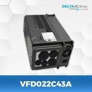 VFD022C43A-VFD-C2000-Delta-AC-Drive-Underside