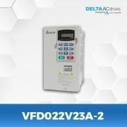 VFD022V23A-2-VFD-VE-Delta-AC-Drive-Front