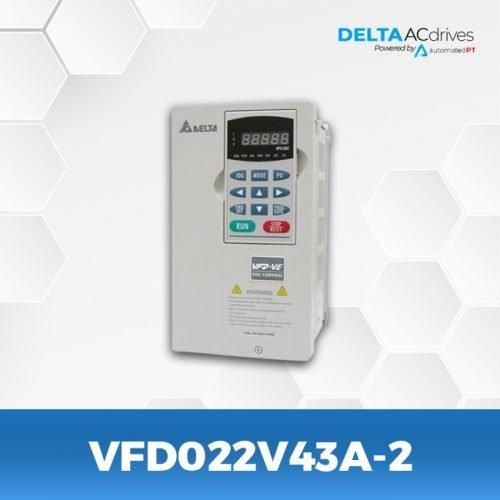 VFD022V43A-2-VFD-VE-Delta-AC-Drive-Front