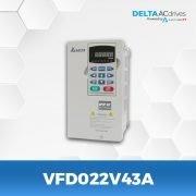 VFD022V43A-VFD-VE-Delta-AC-Drive-Front