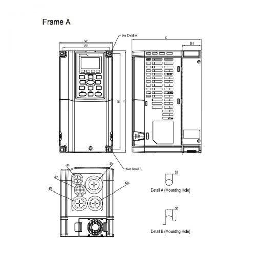 VFD037C43A-VFD-C2000-Delta-AC-Drive-Diagram
