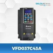 VFD037C43A-VFD-C2000-Delta-AC-Drive-Front