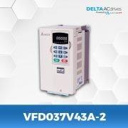 VFD037V43A-2-VFD-VE-Delta-AC-Drive-Side