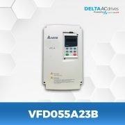 VFD055A23B-VFD-A-Delta-AC-Drive-Front