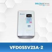 VFD055V23A-2-VFD-VE-Delta-AC-Drive-Front