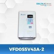 VFD055V43A-2-VFD-VE-Delta-AC-Drive-Front