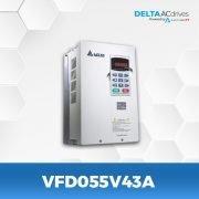 VFD055V43A-VFD-VE-Delta-AC-Drive-Left